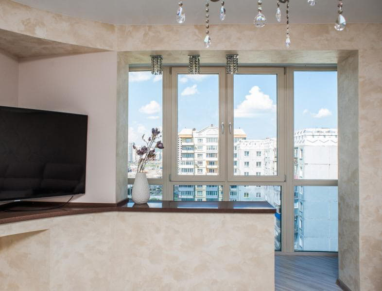 остекление балкона и лоджии 8