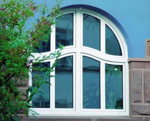 нестандартные пластиковые окна 2