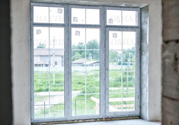 остекление частного дома вид изнутри 4