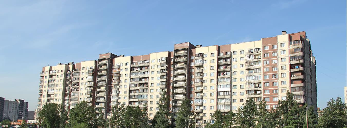 многоэтажное здание фото
