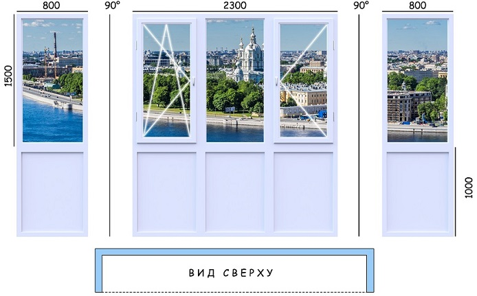 маленький балкон 2