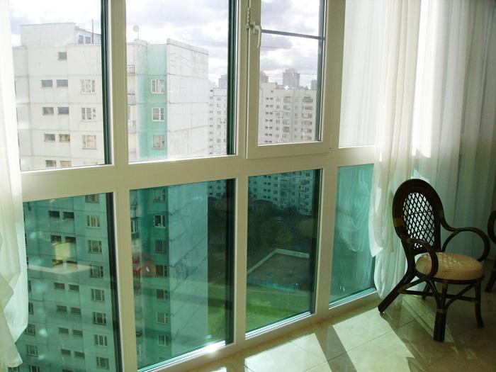 остекление квартир и балконов