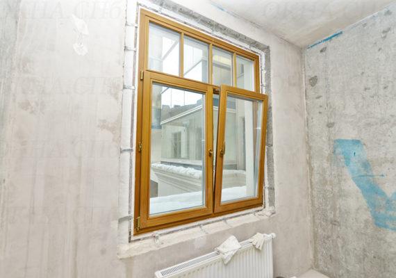 деревянные окна 9