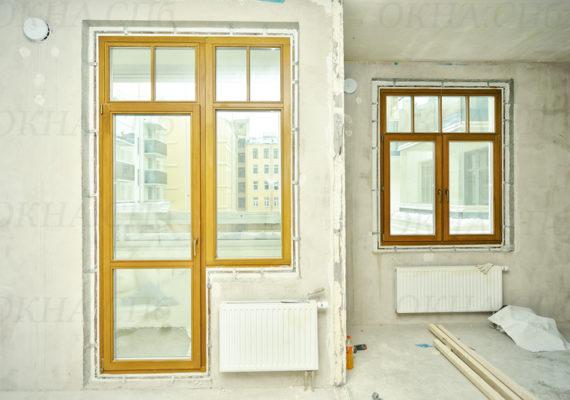 деревянные окна 8