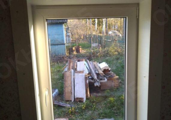 замена окон на пластиковыев частном доме в ленинградской области11