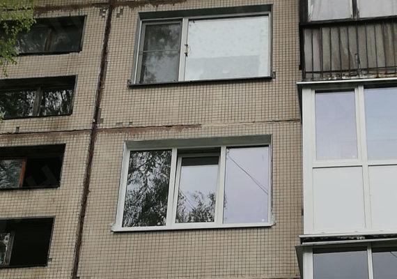 монтаж окна на проспекте культуры 21 4