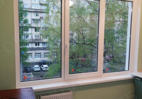 монтаж окна на проспекте культуры 21 3