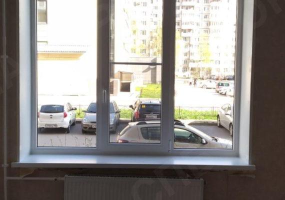 монтаж окна на ворошилова 31 2