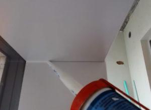 герметизация оконных швов жидким пластиком